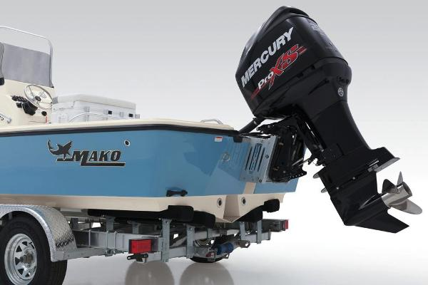 2019 Mako boat for sale, model of the boat is 21 LTS & Image # 44 of 44