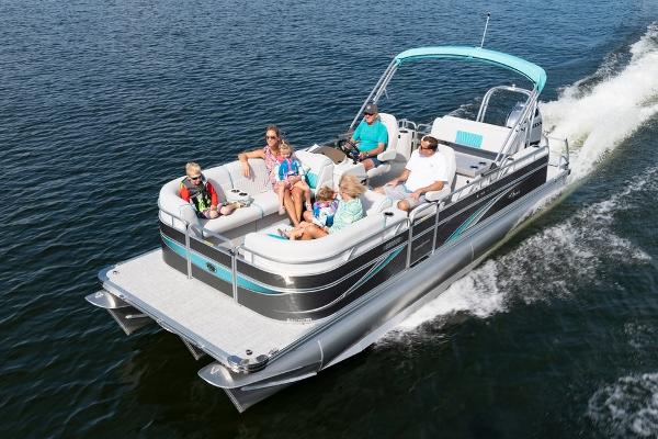 2021 Qwest boat for sale, model of the boat is LS 824 Splash Pad RW & Image # 2 of 11