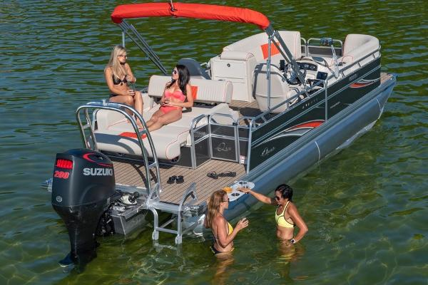 2021 Qwest boat for sale, model of the boat is LS 824 Splash Pad RW & Image # 8 of 11
