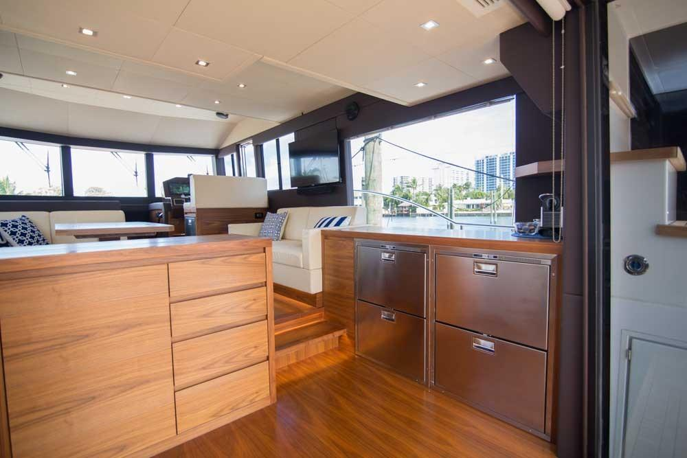 Picture Of:  58' Sundeck Yachts Sport 2019Yacht For Sale | 3 of 131