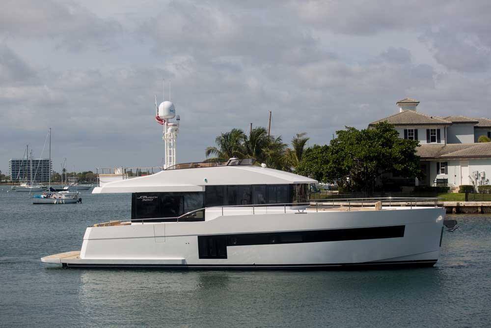 Picture Of:  58' Sundeck Yachts Sport 2019Yacht For Sale | 131