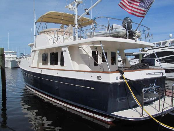 2004 Selene 53 Trawler