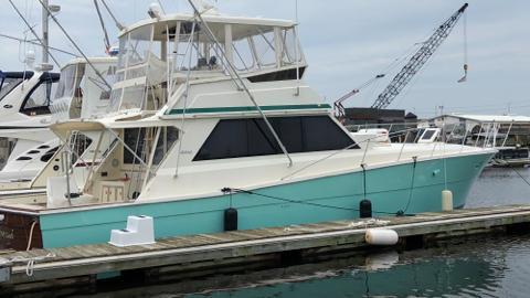 NJ 5800 KG Knot 10 Yacht Sales