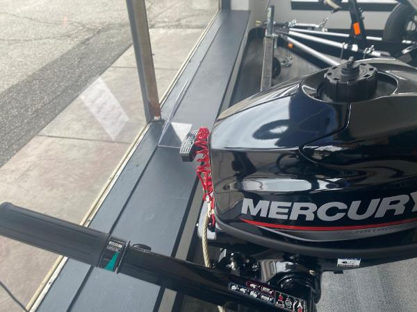 2021 Mercury 3.5hp 4 Stroke Outboard