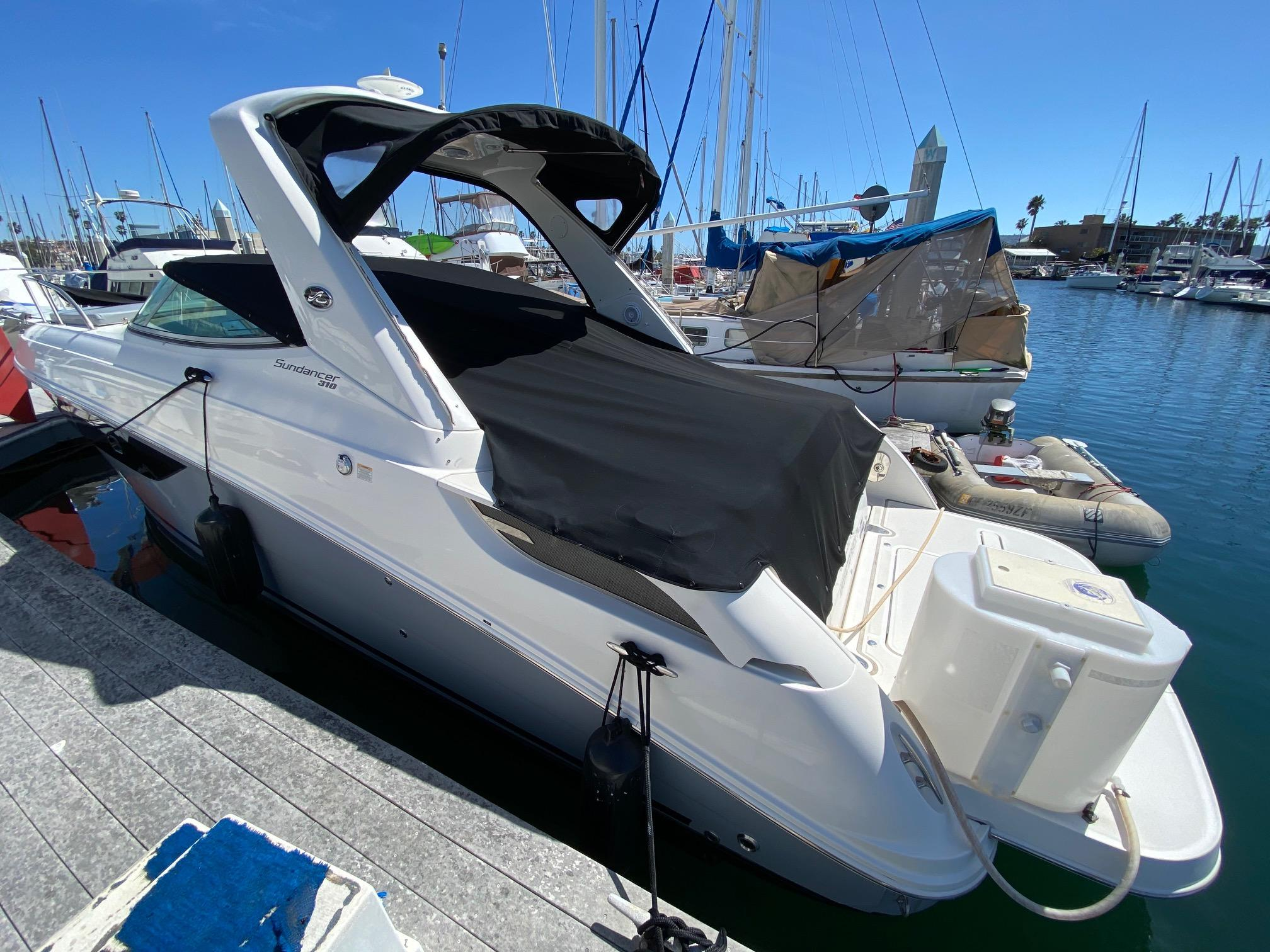 2016 Sea Ray 310 Sundancer #TB1955JP inventory image at Sun Country Coastal in Newport Beach