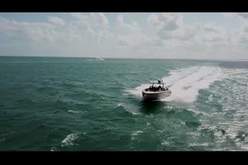 Vanquish Yachts VQ 40 video