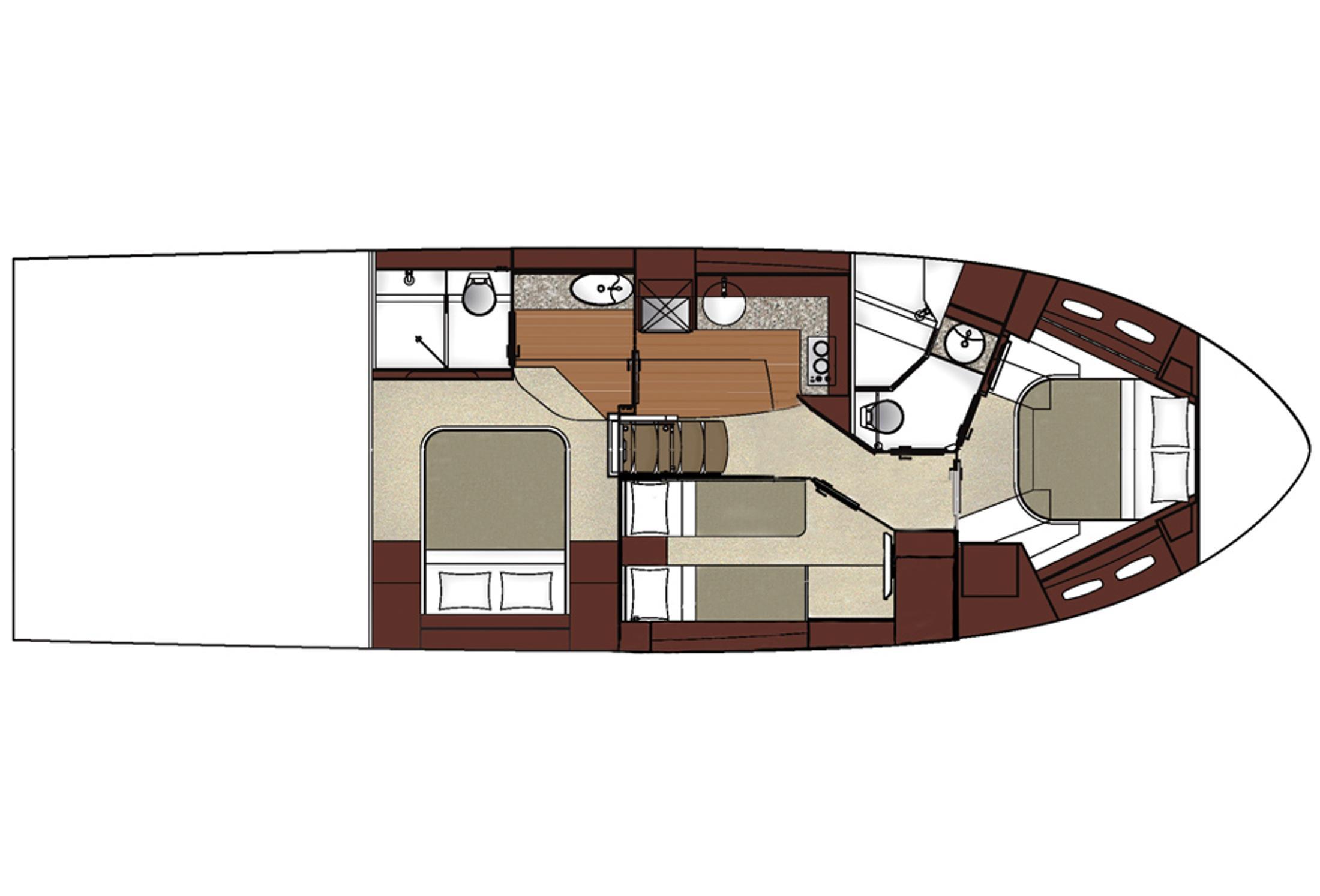 2017 Sea Ray Sundancer 510