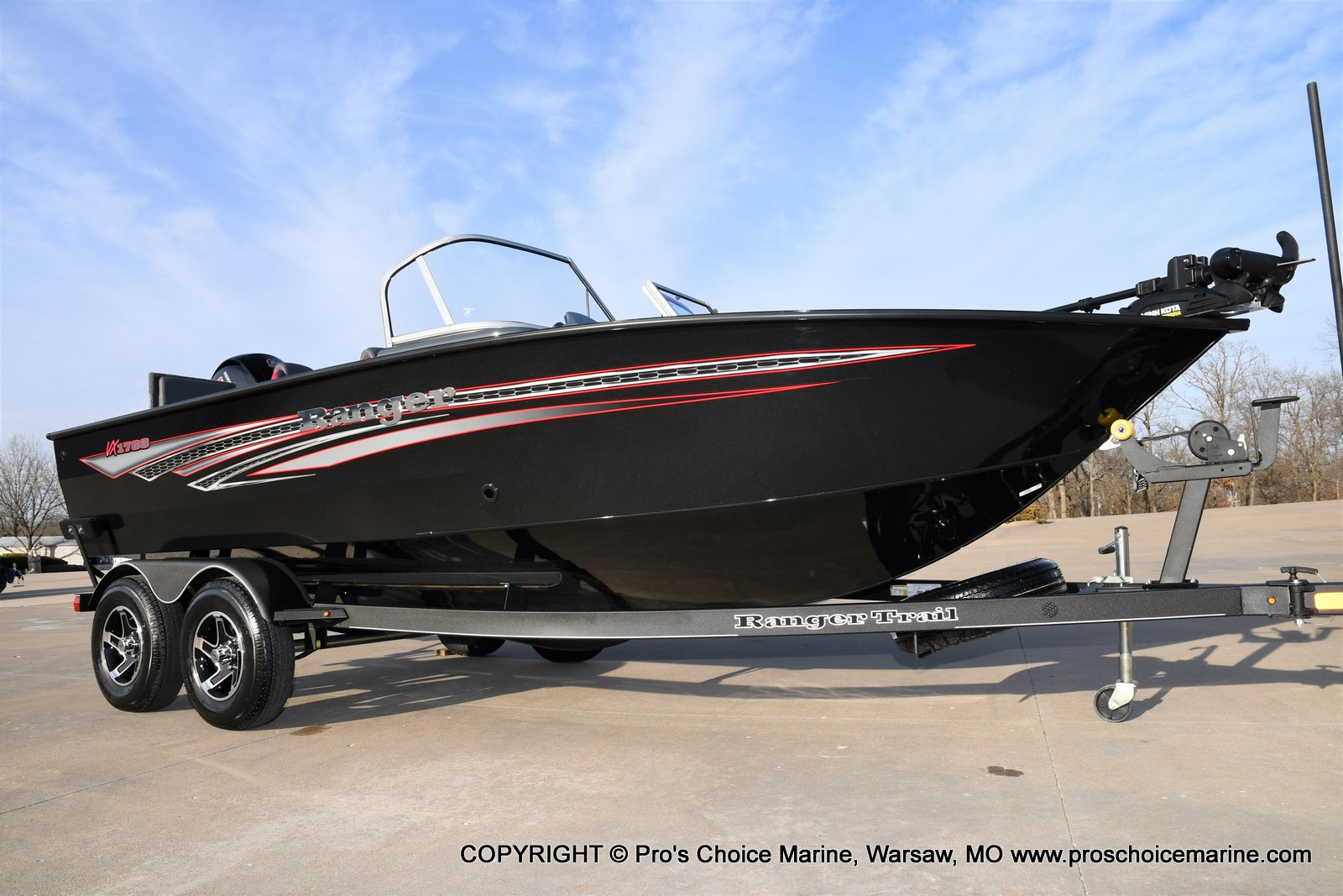 2021 Ranger Boats boat for sale, model of the boat is VX1788 WT w/150HP Pro-XS 4 Stroke & Image # 24 of 50