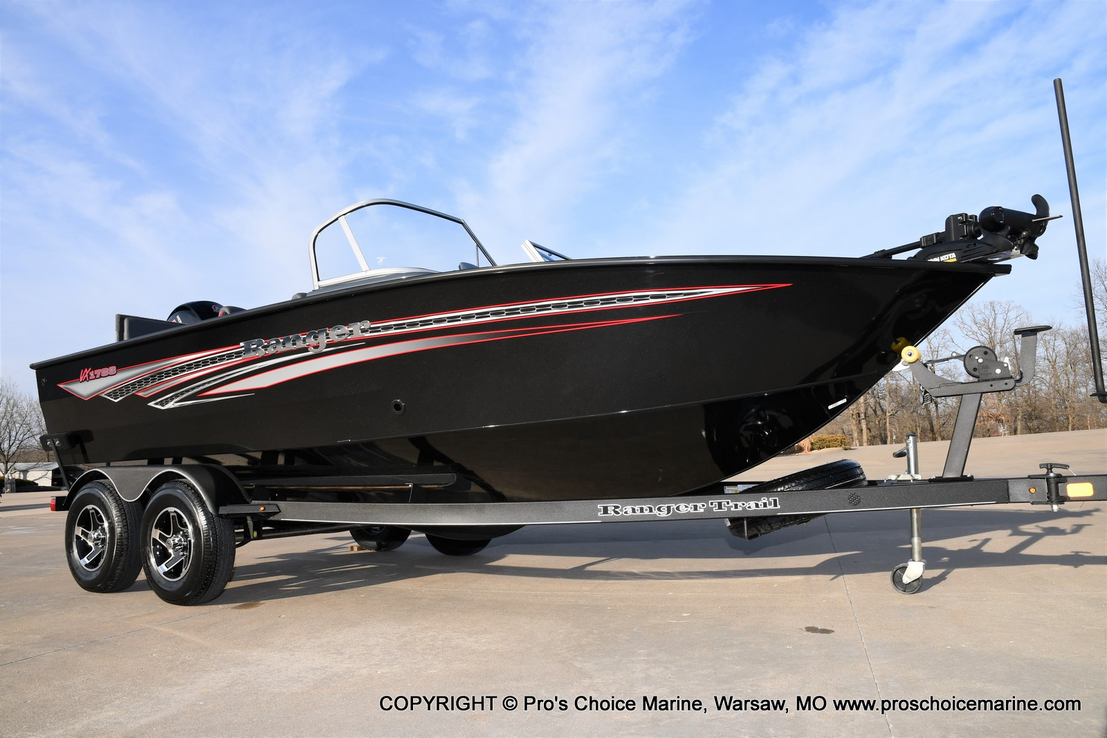 2021 Ranger Boats boat for sale, model of the boat is VX1788 WT w/150HP Pro-XS 4 Stroke & Image # 49 of 50