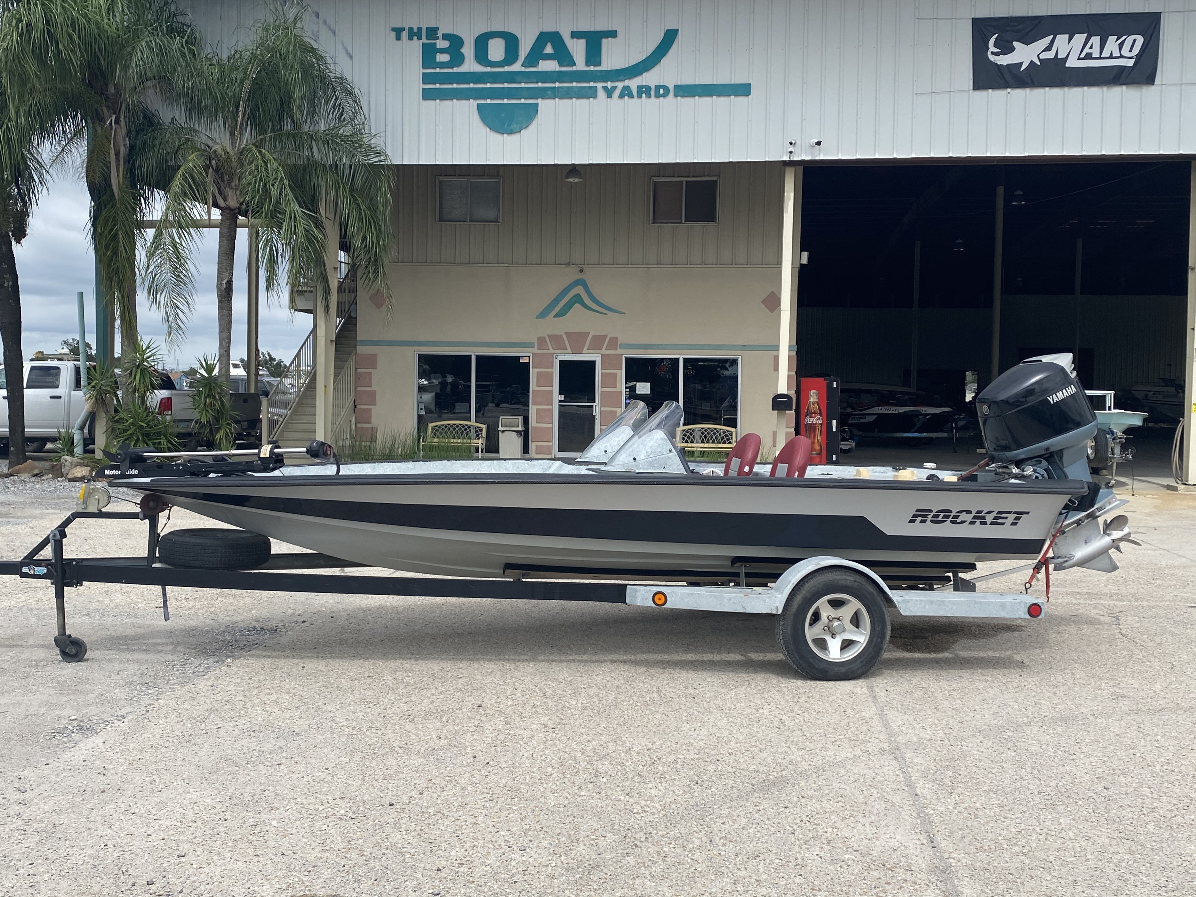 1993 ROCKET boat for sale, model of the boat is 20 & Image # 1 of 13