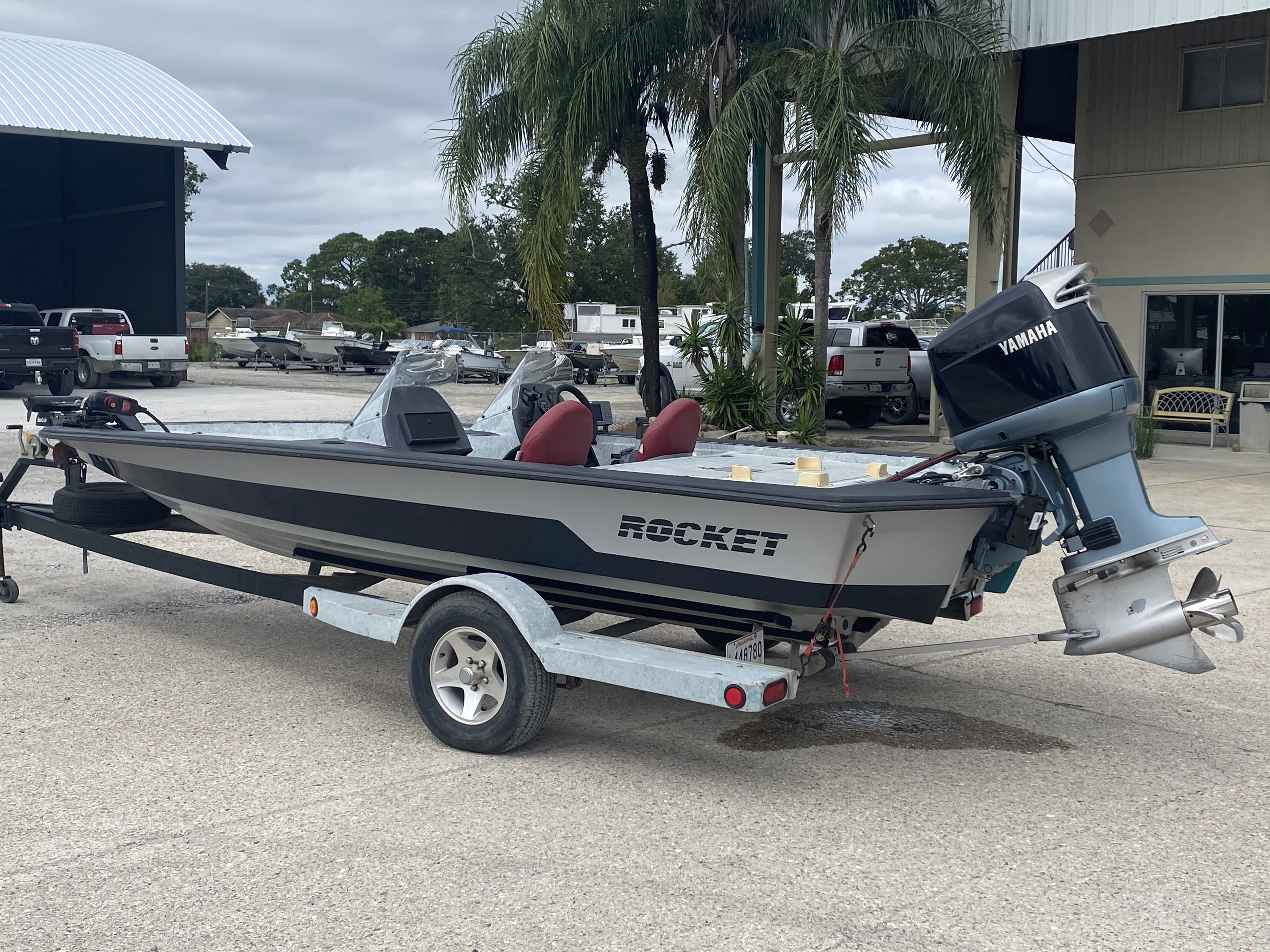 1993 ROCKET boat for sale, model of the boat is 20 & Image # 12 of 13
