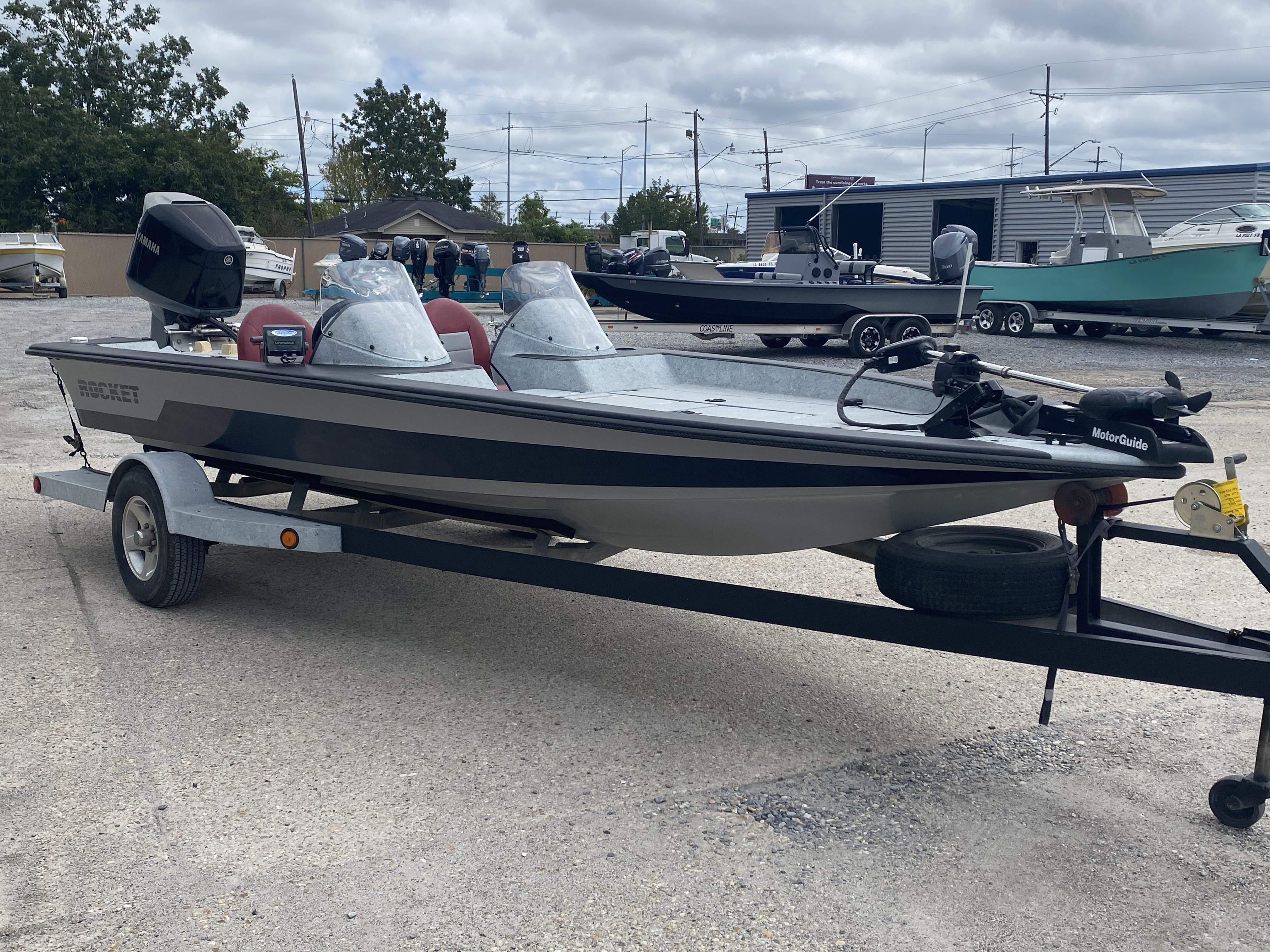 1993 ROCKET boat for sale, model of the boat is 20 & Image # 13 of 13