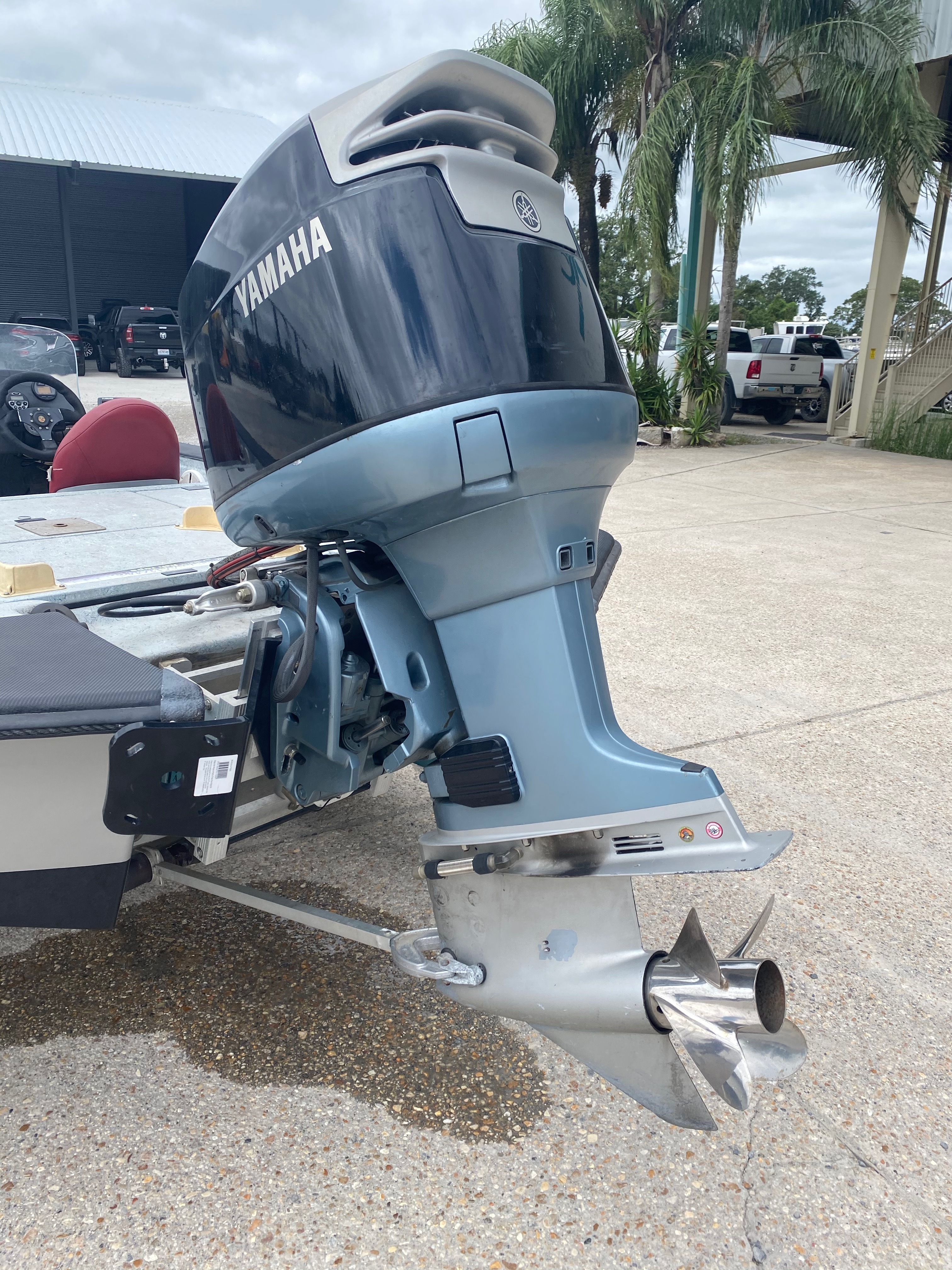 1993 ROCKET boat for sale, model of the boat is 20 & Image # 5 of 13