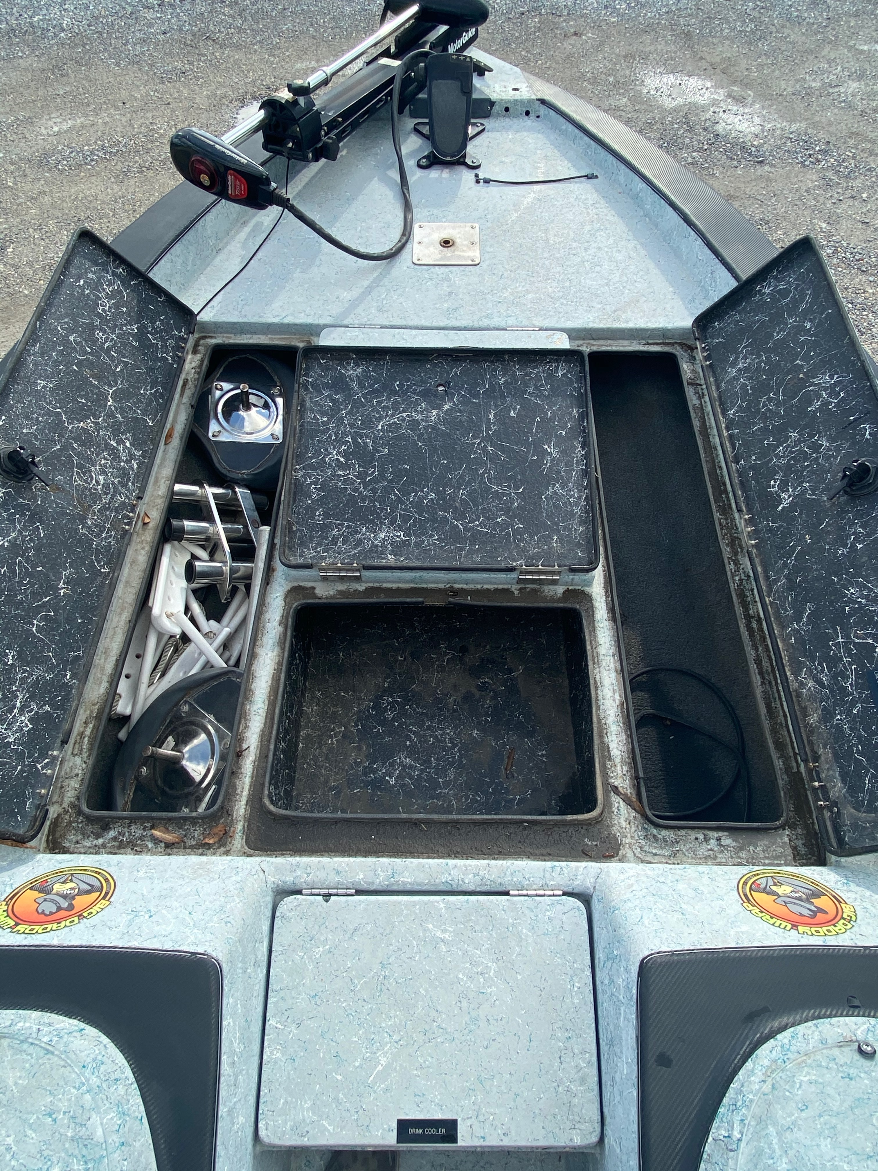 1993 ROCKET boat for sale, model of the boat is 20 & Image # 8 of 13