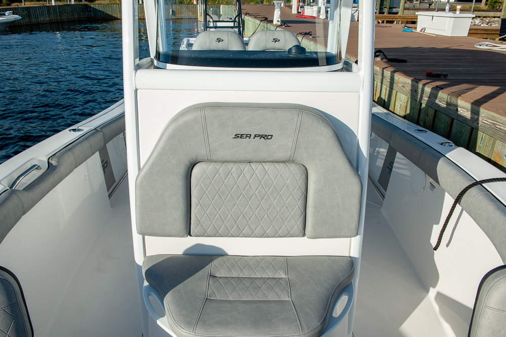 2021 Sea Pro boat for sale, model of the boat is 239 DLX Deep-V Center Console & Image # 10 of 19