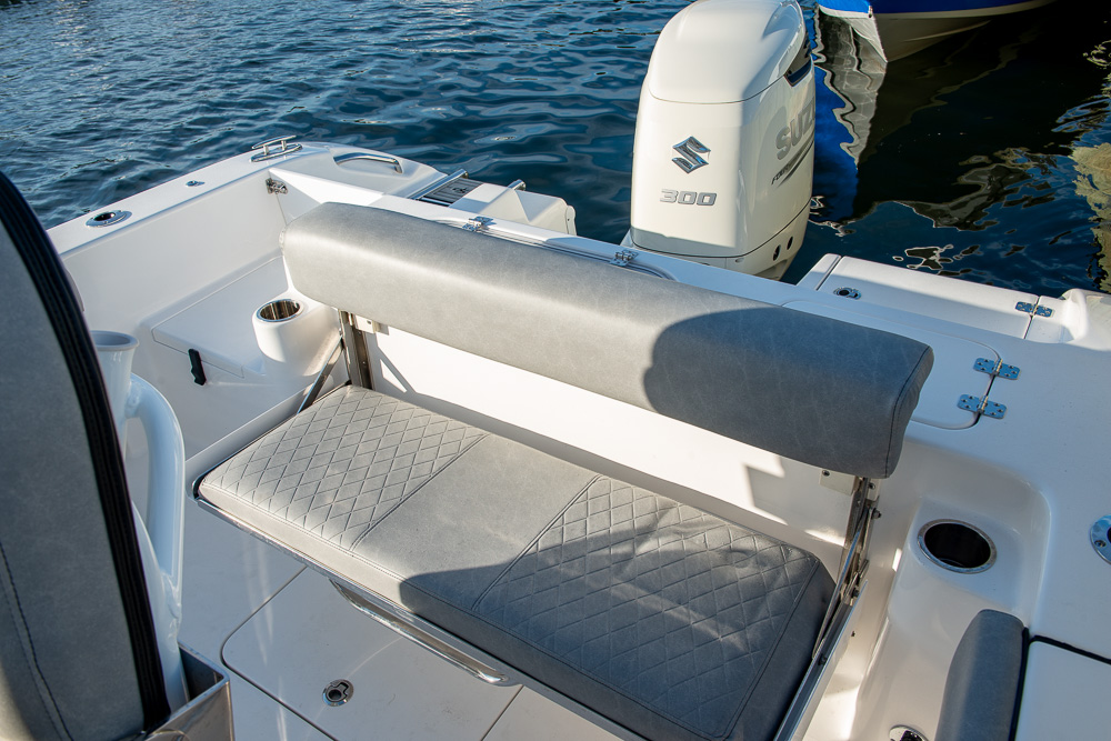 2021 Sea Pro boat for sale, model of the boat is 239 DLX Deep-V Center Console & Image # 12 of 19