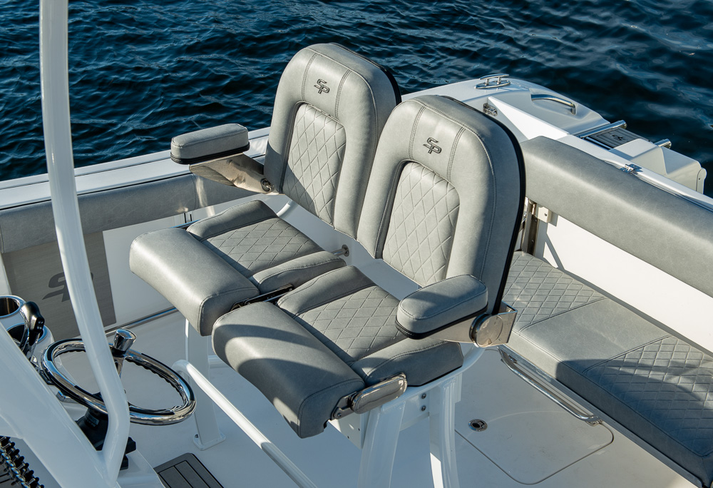 2021 Sea Pro boat for sale, model of the boat is 239 DLX Deep-V Center Console & Image # 3 of 19