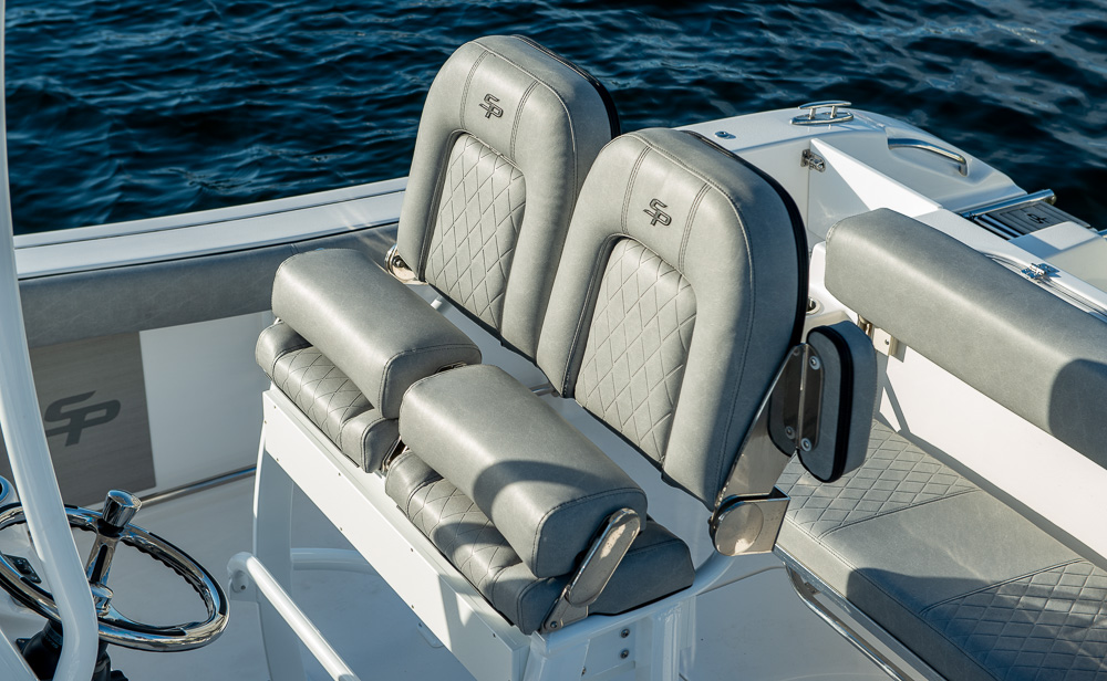 2021 Sea Pro boat for sale, model of the boat is 239 DLX Deep-V Center Console & Image # 7 of 19