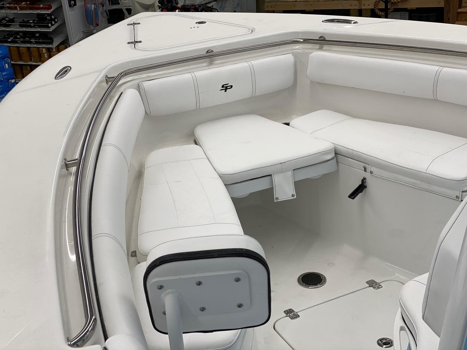 2021 Sea Pro boat for sale, model of the boat is 259 Deep V CC & Image # 4 of 7