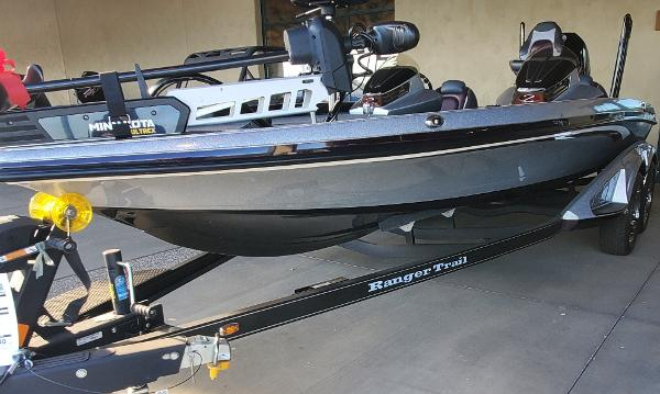2020 Ranger Boats boat for sale, model of the boat is Z520C Ranger Cup Equipped & Image # 2 of 32