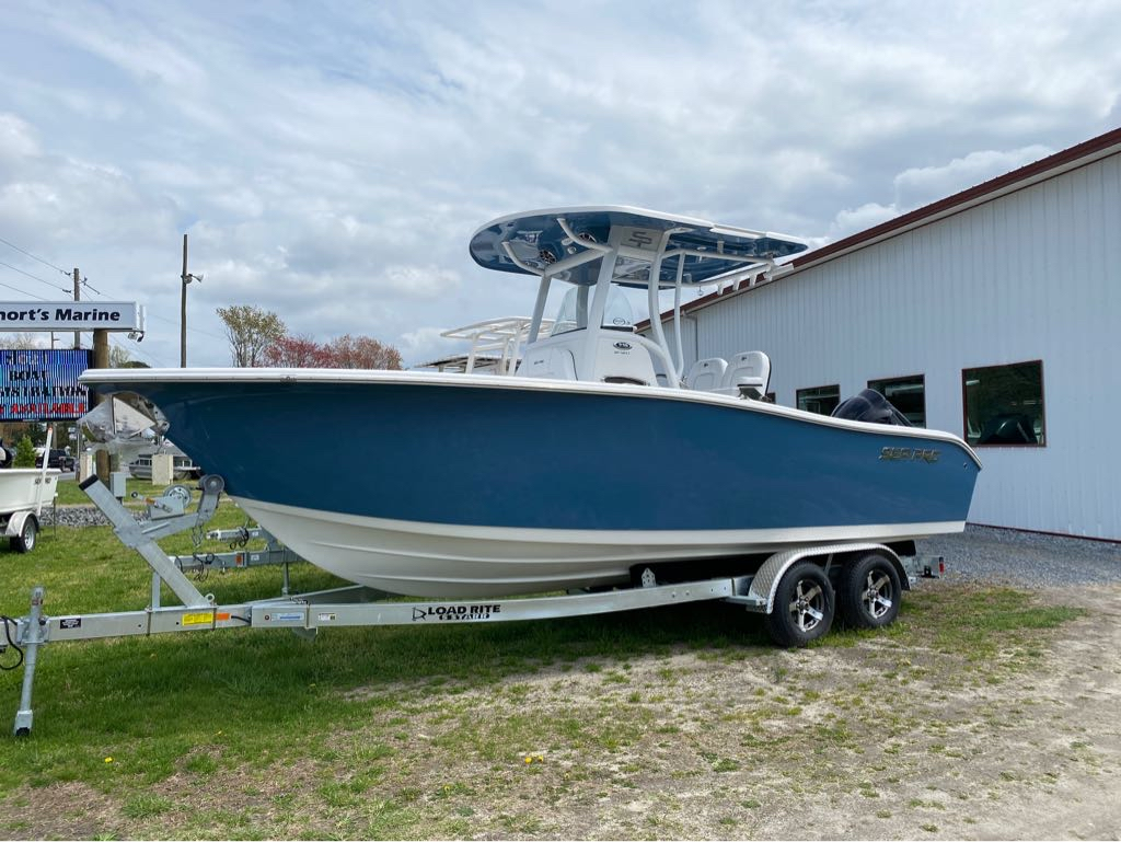 2021 Sea Pro boat for sale, model of the boat is 239 Sport Deep-V Center Console & Image # 1 of 12