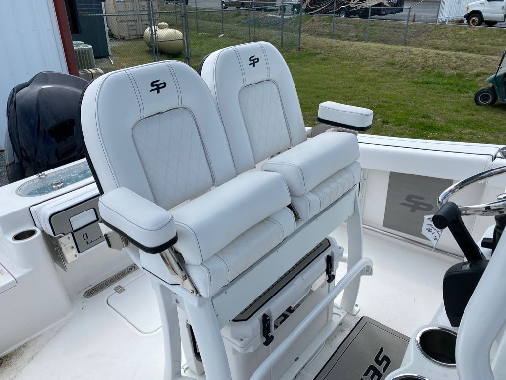 2021 Sea Pro boat for sale, model of the boat is 239 Sport Deep-V Center Console & Image # 11 of 12