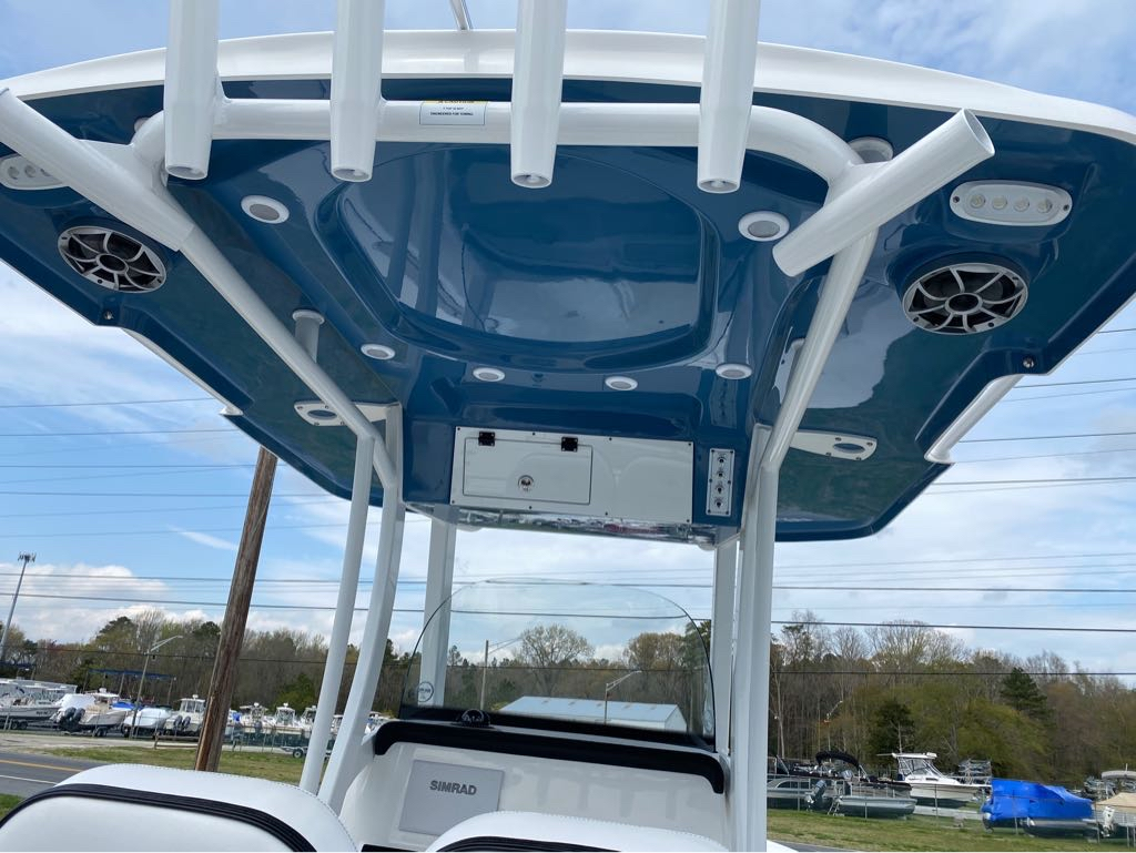 2021 Sea Pro boat for sale, model of the boat is 239 Sport Deep-V Center Console & Image # 3 of 12