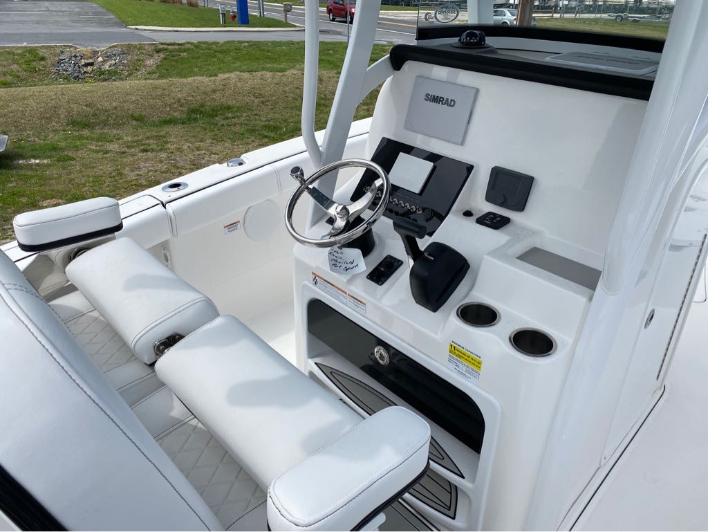 2021 Sea Pro boat for sale, model of the boat is 239 Sport Deep-V Center Console & Image # 9 of 12