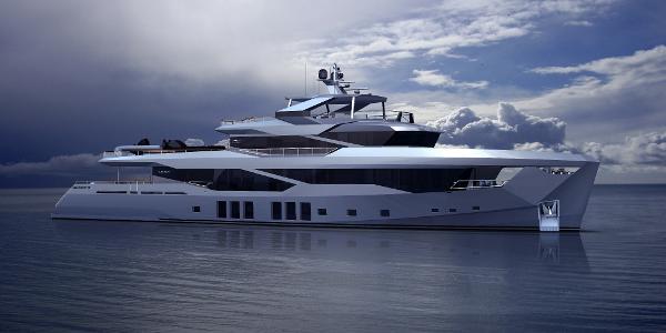 2023 NUMARINE 45XP Hull #1
