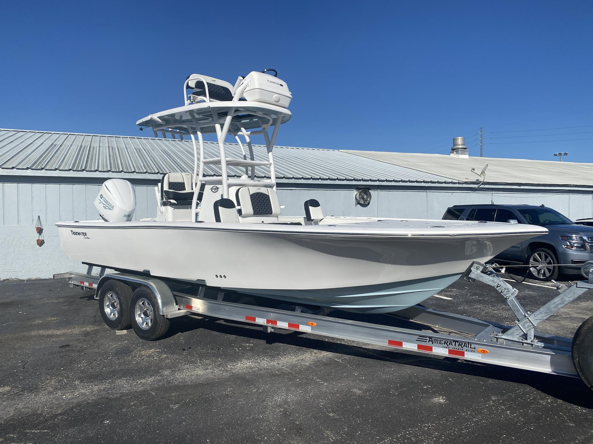 2021 TIDEWATER BOATS 2500 Carolina Bay
