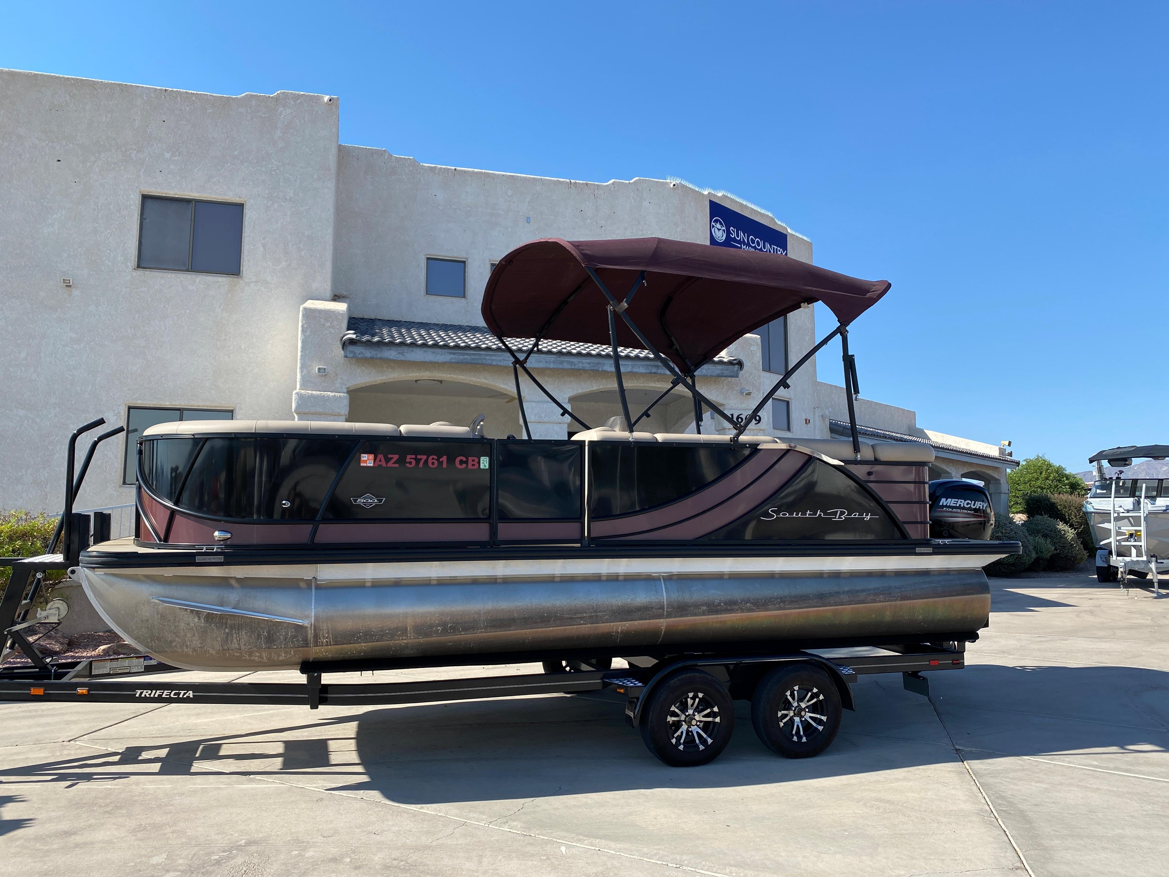 2019 South Bay 521CR #TB1982JC inventory image at Sun Country Inland in Lake Havasu City