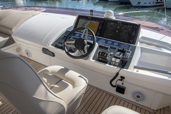 Princess Motor Yacht Sales - Used Princess S65