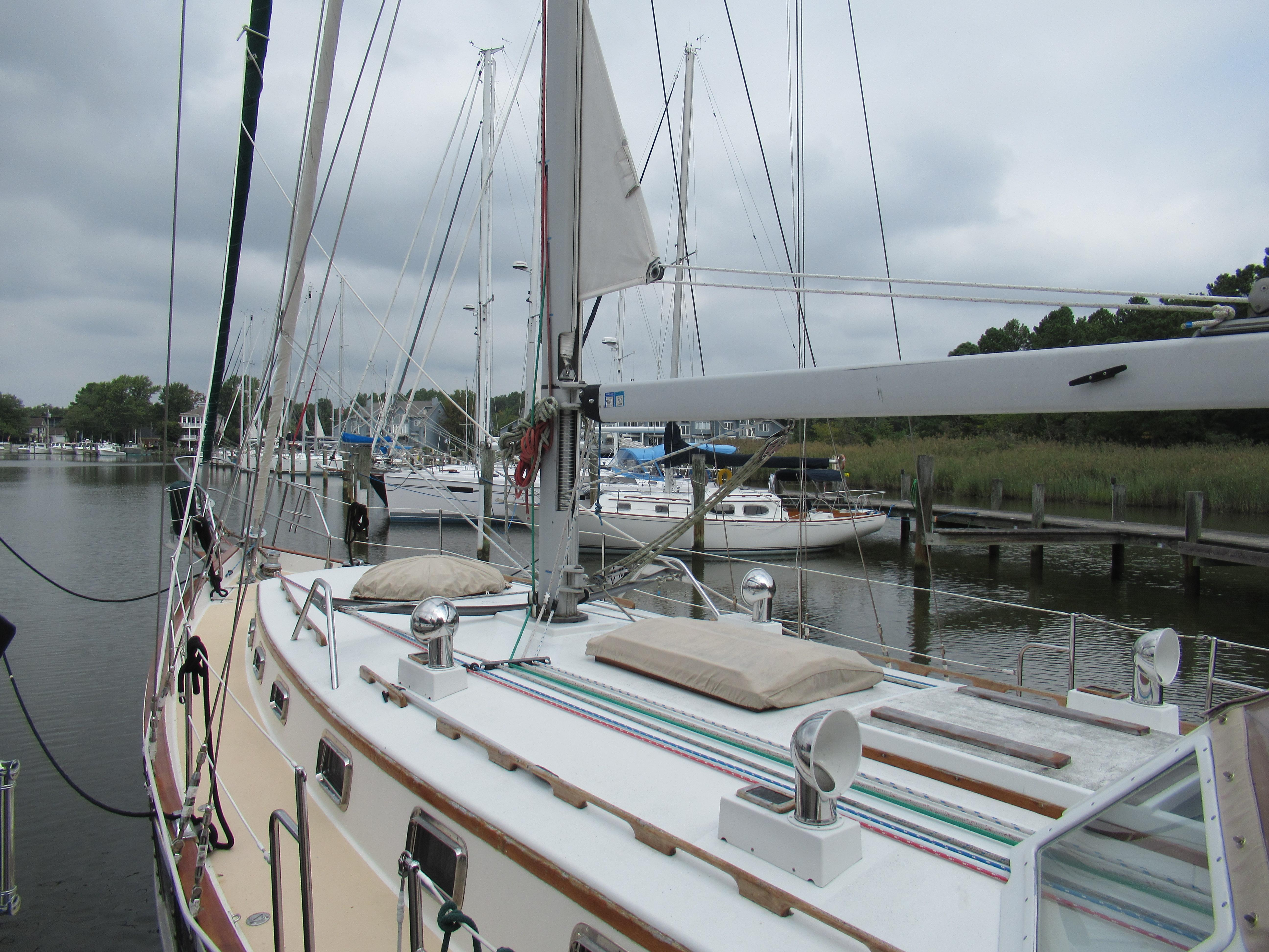 Looking forward to Mast & Bow