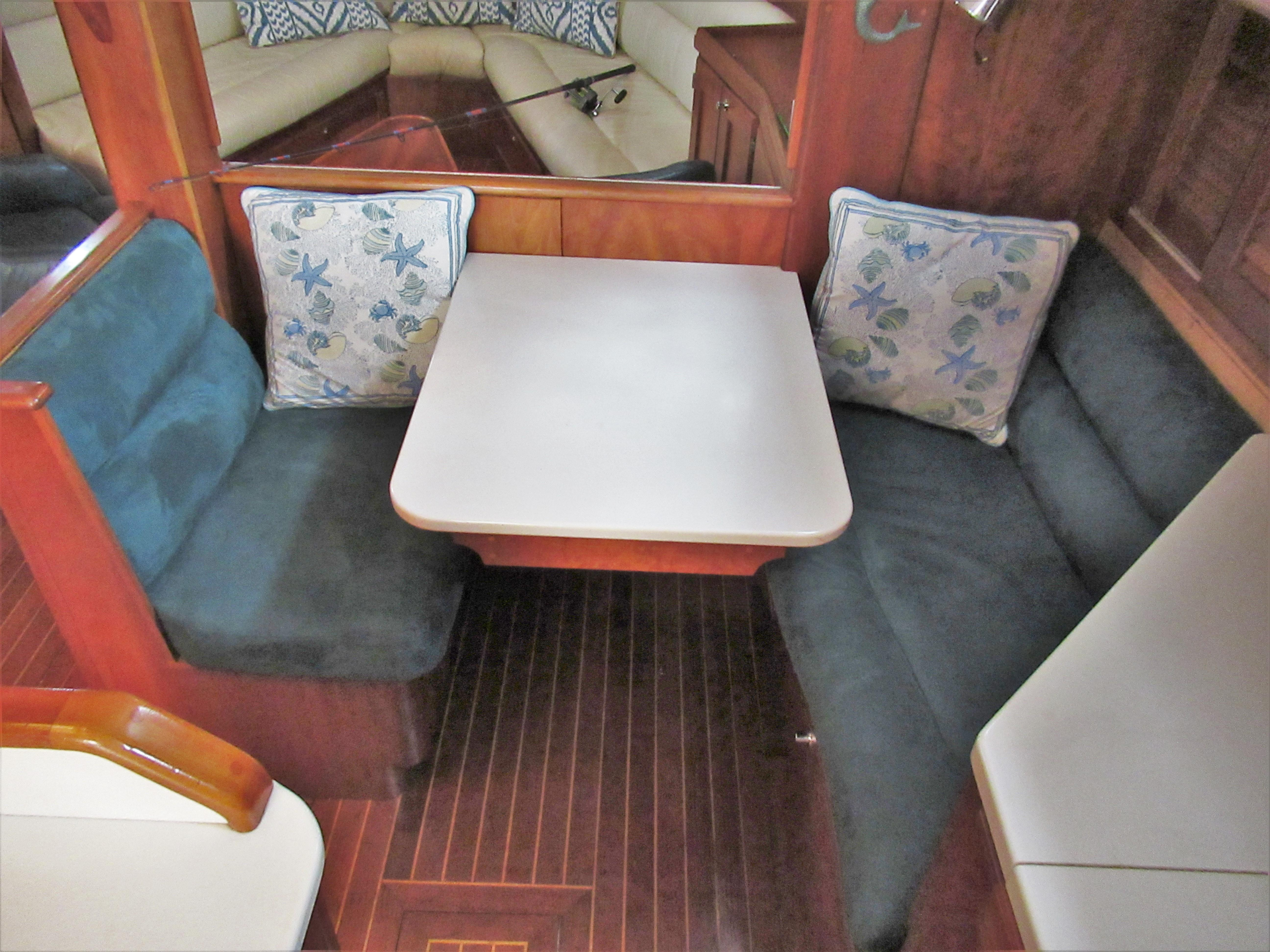 Galley Area Dinette