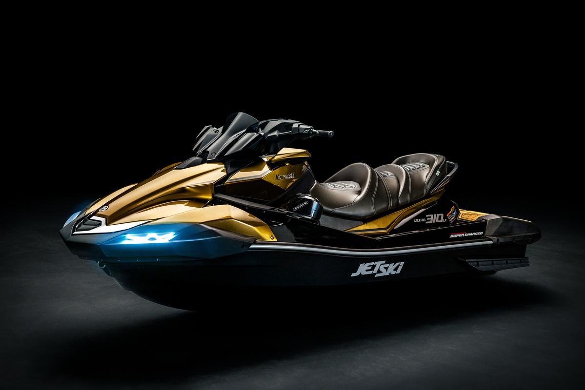 Kawasaki Ultra 310LX