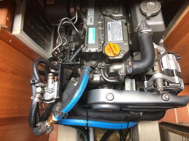 Very Clean Yanmar Diesel
