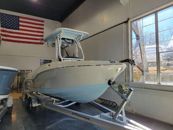 2021 Finseeker boat for sale, model of the boat is 230 CC & Image # 1 of 18