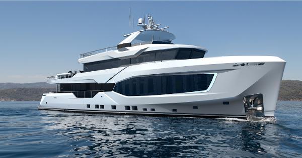 2022 NUMARINE 37XP Hull #3
