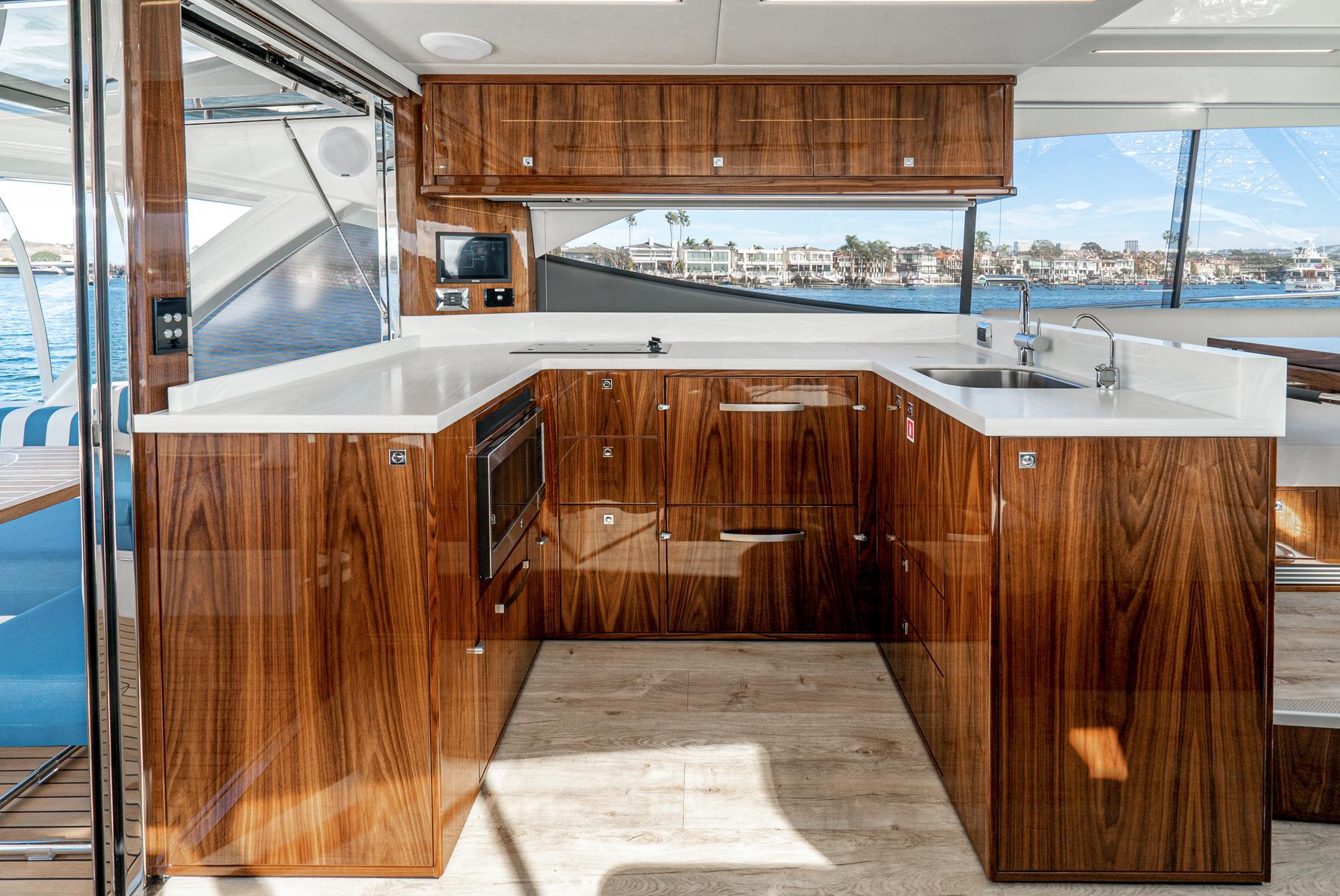 2021 Riviera 505 SUV #R015 inventory image at Sun Country Coastal in Newport Beach