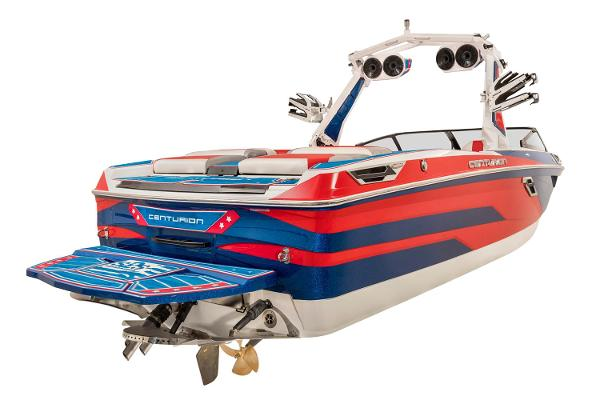 2021 Centurion boat for sale, model of the boat is Ri265 & Image # 4 of 16