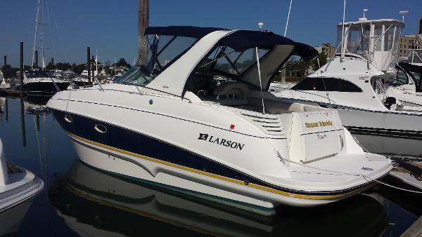 2007 LARSON Cabrio 310