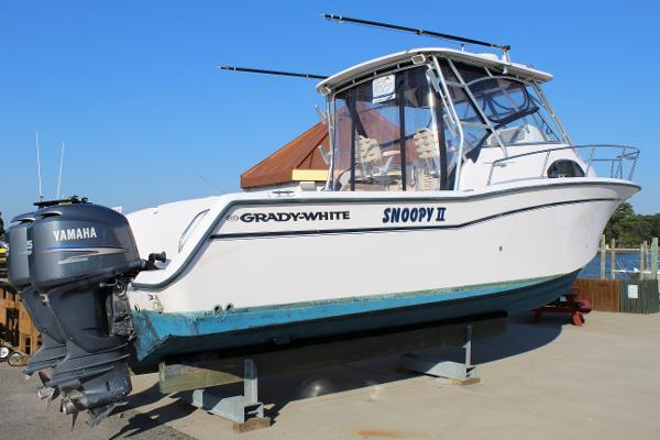 2003 GRADY - WHITE Marlin 300