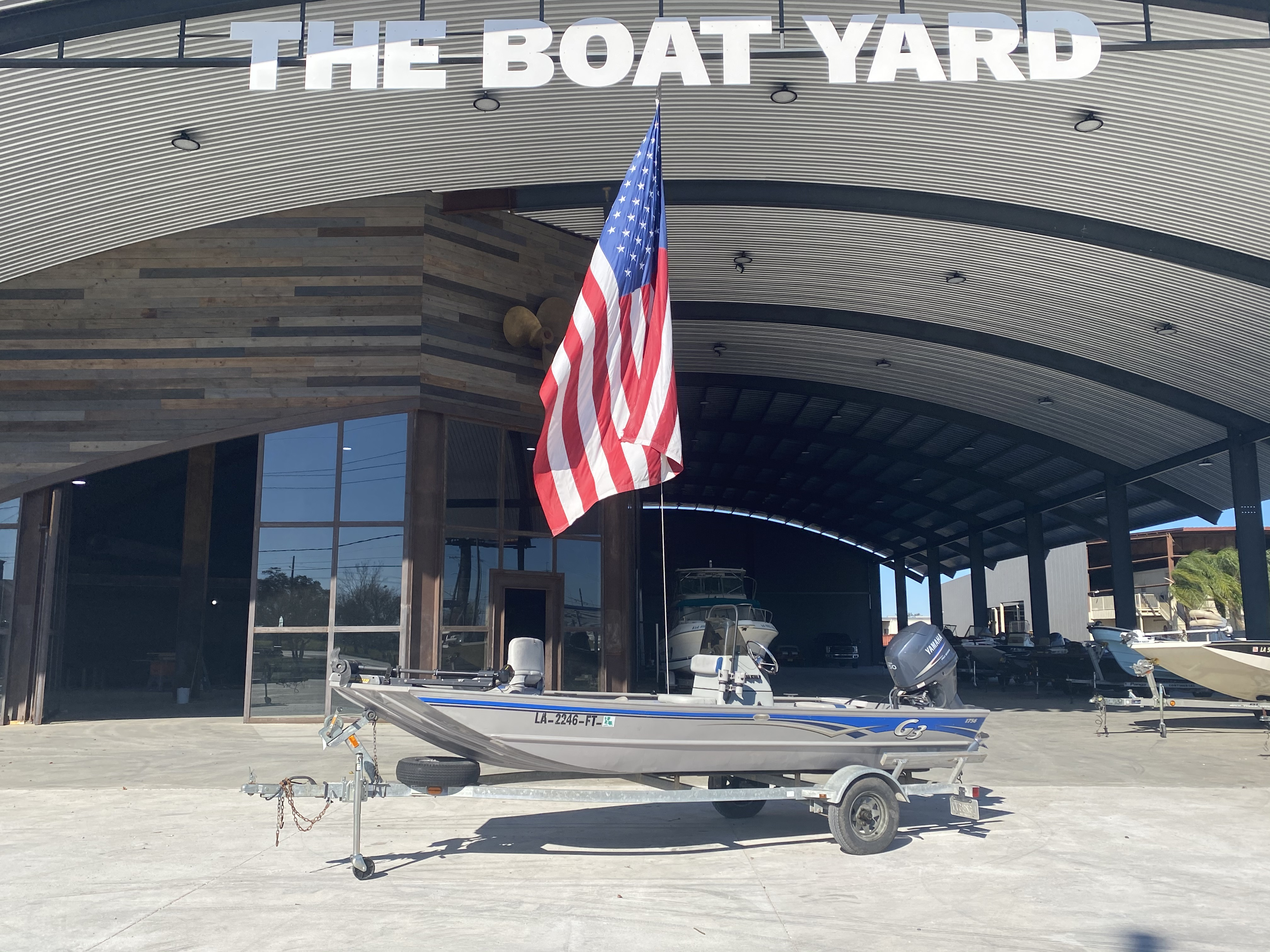 2009 G3 BOATS 1756 for sale