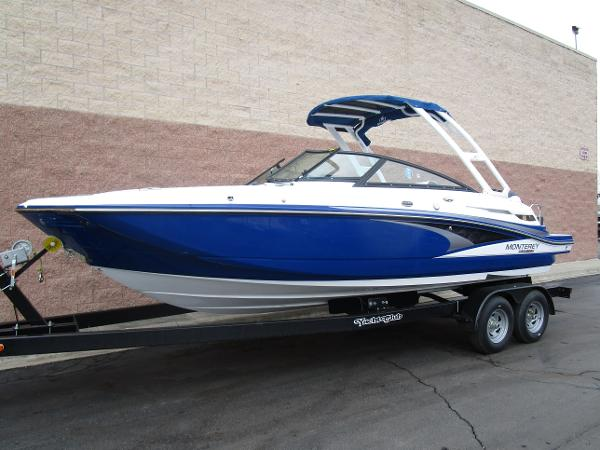 2021 Monterey boat for sale, model of the boat is M4 & Image # 2 of 40
