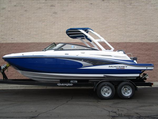 2021 Monterey boat for sale, model of the boat is M4 & Image # 3 of 40