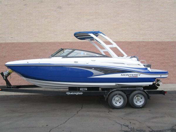 2021 Monterey boat for sale, model of the boat is M4 & Image # 40 of 40
