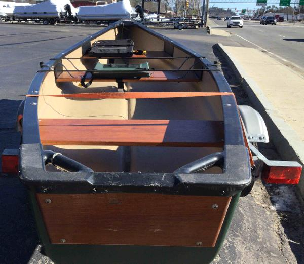 1998 Old Town boat for sale, model of the boat is Discovery Sport & Image # 3 of 5