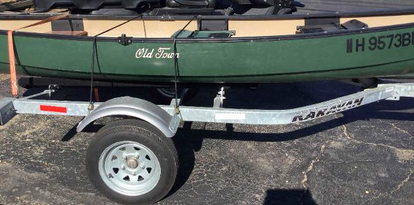 1998 Old Town boat for sale, model of the boat is Discovery Sport & Image # 1 of 5