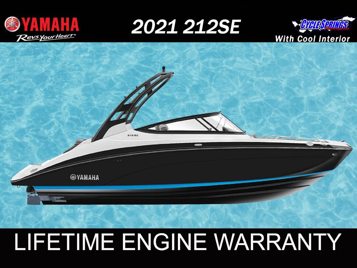 2021 Yamaha Boats 212SE