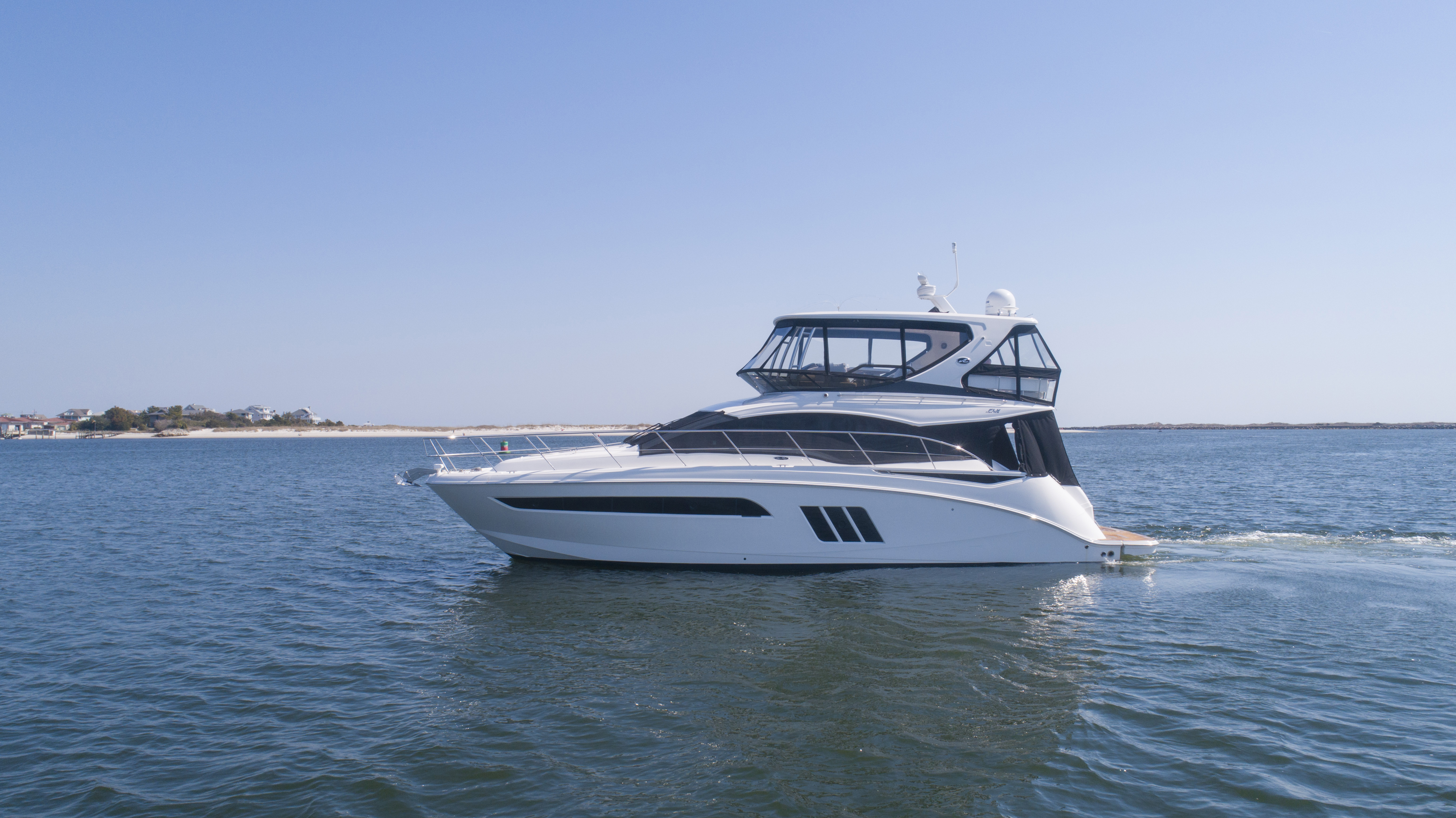 2017 SEA RAY 510 Fly Extended Hardtop